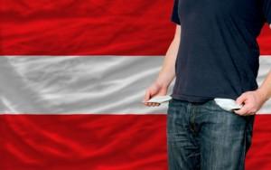 Österreich am Rande der Rezession