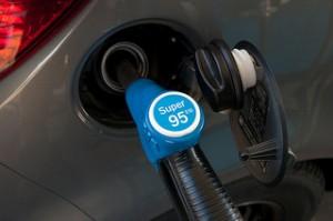 Benzin Zapfsäule