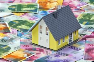 Finanzierung eines Hauses mit Fremdwährungskredit in schweizer Franken