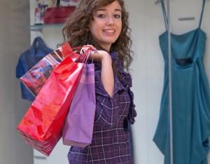 Jugendliche im Konsumrausch