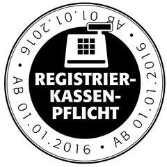 registrierkassenpflicht 2016 österreich